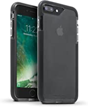 BodyGuardz - Ace Pro Case Compatible with Apple iPhone 7 Plus and iPhone 8 Plus, Featuring Unequal Technology, Extreme Impact and Scratch Protection for Apple iPhone 7 Plus / 8 Plus (Smoke/Black)