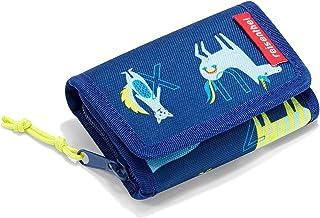 Reisenthel Wallet S Kids ABC Friends Blue Bagage Enfant 12 Centimeters 1 Bleu (ABC Friends Blue)