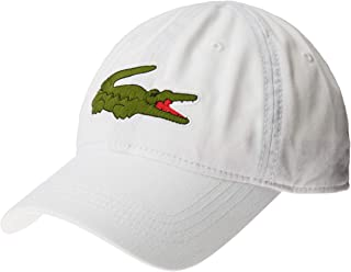 Lacoste Men's Big Croc Cap
