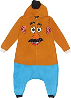 Men's Character Onesie Union Suit - Toy Story, Aladdin & More!