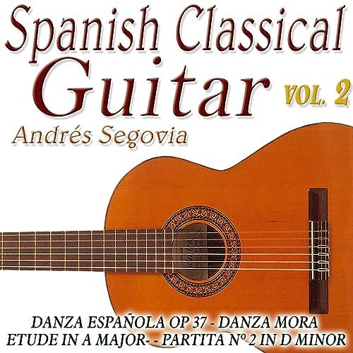 Guitarra Española Vol.2 de Andrés Segovia en Amazon Music - Amazon.es