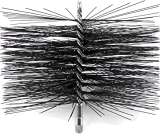 Midwest Hearth Square Wire Chimney Cleaning Brush (10-Inch Square)