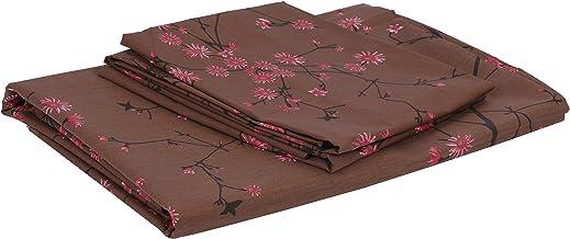 Festival Bed Sheet 3Pc Set 240x260cm,144Tc, coffee