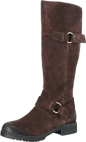 Clarks 261215924 - botas altas para mujer
