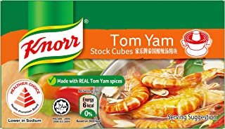 Knorr Tom Yum Stock Cube, 60 g