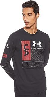 Under Armour Men's UA Multi Logo Long Sleeve Top