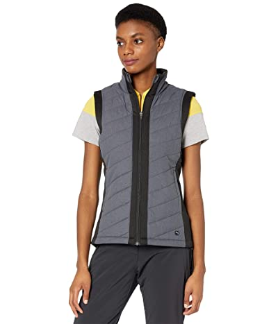 PUMA Golf Primaloft Vest (PUMA Black) Women