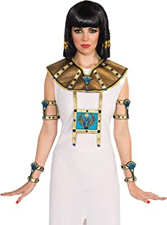Women's 2-Piece Deluxe Egyptian Collar