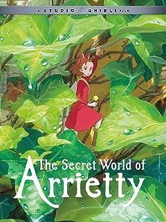 The Secret World of Arrietty (Japanese Language)