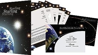 Starling© Registro de Estrellas - Comprar una Estrella -