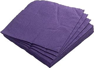 Best purple paper napkins Reviews