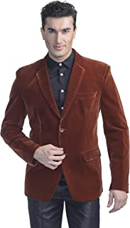 Best mens plus size velvet blazer Reviews