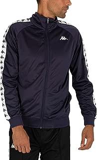 Kappa Men's 222 Banda Anniston Track Jacket, Blue