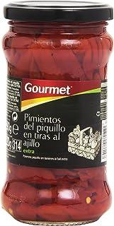 Gourmet Extra Pimientos del Piquillo en Tiras al Ajillo -