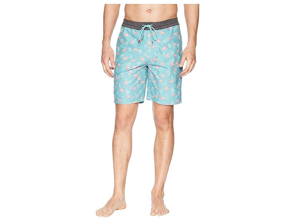 Rip Curl Flaminko Layday Boardshorts (Aqua) Men