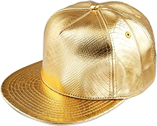 Shanxing Snapback Cap Hip Hop Mütze Baseball Kappe für Herren und Damen