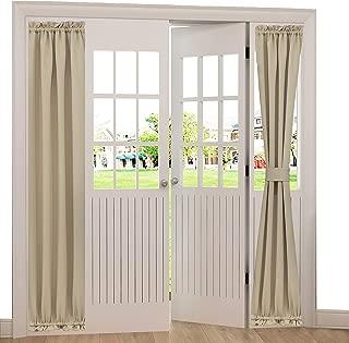 Best front door side window treatments Reviews