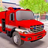 Fire Fighter Truck Emergency Rescue 3D: Fire Truck Driver Simulation Game