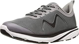 MBT Speed-1200 Lace Up M Grey, Scarpe da Campo e da Pista Uomo