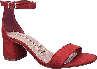 Zapatos de Tacón Bajo Cuadrado Clásico con Cordones y Hebillas para Mujer