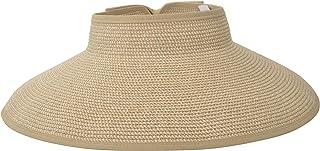 Waterproof Sun Hat Outdoor UV Protection Bucket Mesh Boonie Hat Adjustable Fishing Cap Womens Wide Brim Sun Hat with Wind Lanyard UPF Summer Straw Sun Hats for Women Women's Roll Up Striped/Ribbed Wide Brim Straw Sun Visor