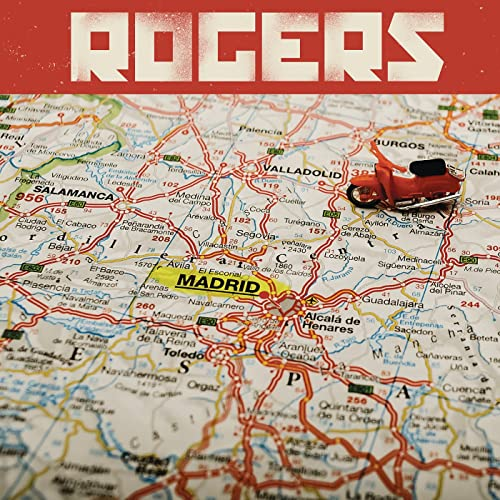 Mit dem Moped nach Madrid (single version) de Rogers en ...