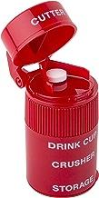 Ezy Dose Ultra Fine Cut N' Crush  │Pill Cutter │ Pill Crusher