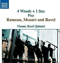 4 Wooks & 1 Sax Play Mozart