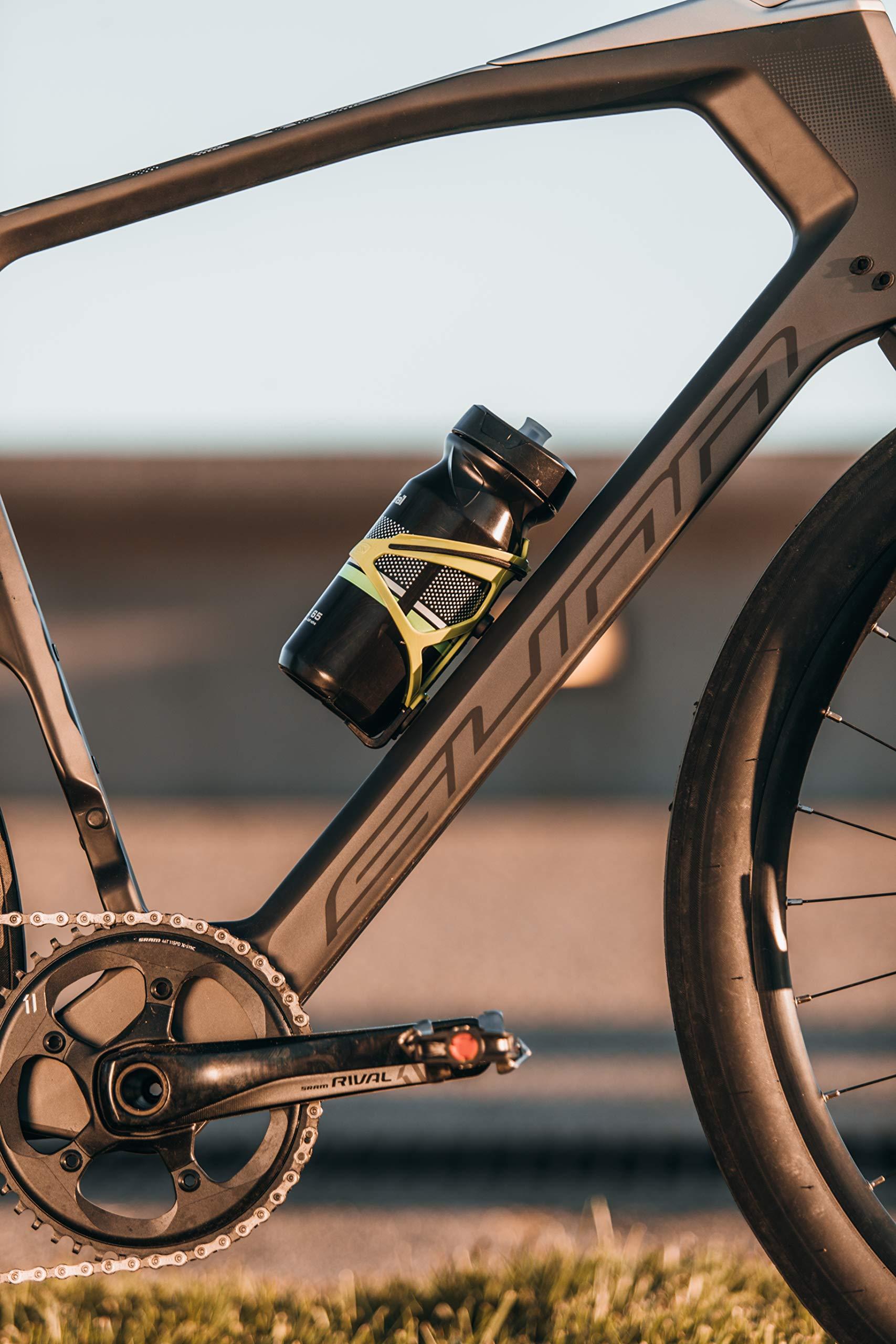Z/éfal Sense M80 Ergonomique Sans BPA et Inodore Bidon//gourde hydratation v/élo//sport 800 ml