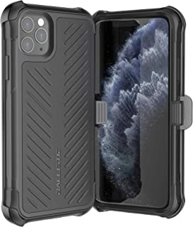 Ballistic Tough Jacket Maxx Series Holster Case for iPhone 11 Pro Max 6.5 Black