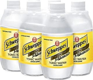 Schweppes Tonic Water, 6-Pack, 10 oz Bottles