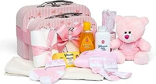 Bebé caja y Set de regalo rosa rosa Talla:x-large
