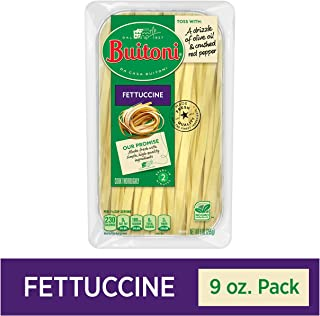 BUITONI Fettuccine Refrigerated Pasta 9 oz. Pack