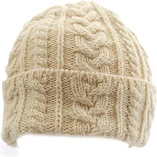 Aran Wool Hat Made in Ireland