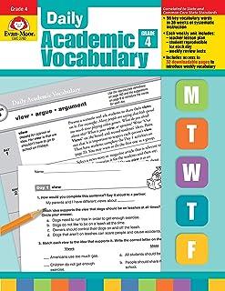 Daily Academic Vocabulary Grade 4