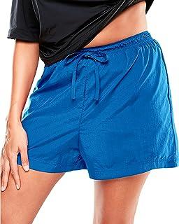 0b79b938a9093 Swimsuits For All Women's Plus Size Taslon Swim Shorts