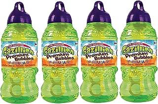 Gazillion 2 Liters Bubble Solution 4 Pack