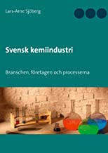 Svensk kemiindustri (Swedish Edition)