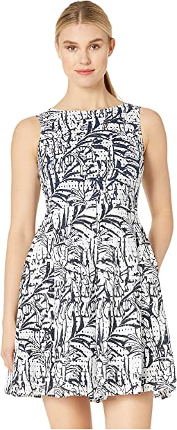 7fbc1c17 Rebecca taylor sleeveless penelope v neck dress at 6pm.com