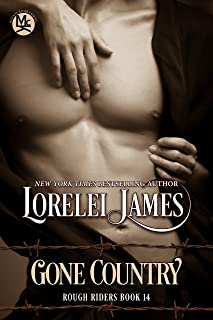 Gone Country (Rough Riders Book 14)