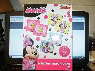 DISNEY JUNIOR Minnie Mouse Memory Match Game