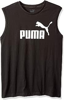 PUMA Men's Essential No.1 Sleeveless Tee