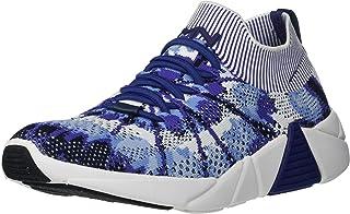Mark Nason Los Angeles Women's Sunnie Sneaker, Blue, 9