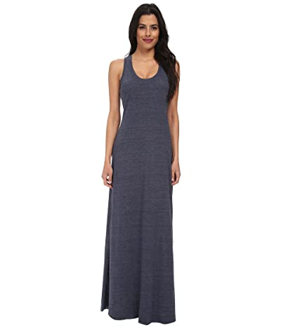 Alternative Racerback Maxi Dress (Eco True Navy) Women