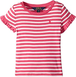 Stripe Knit Tee (Toddler)
