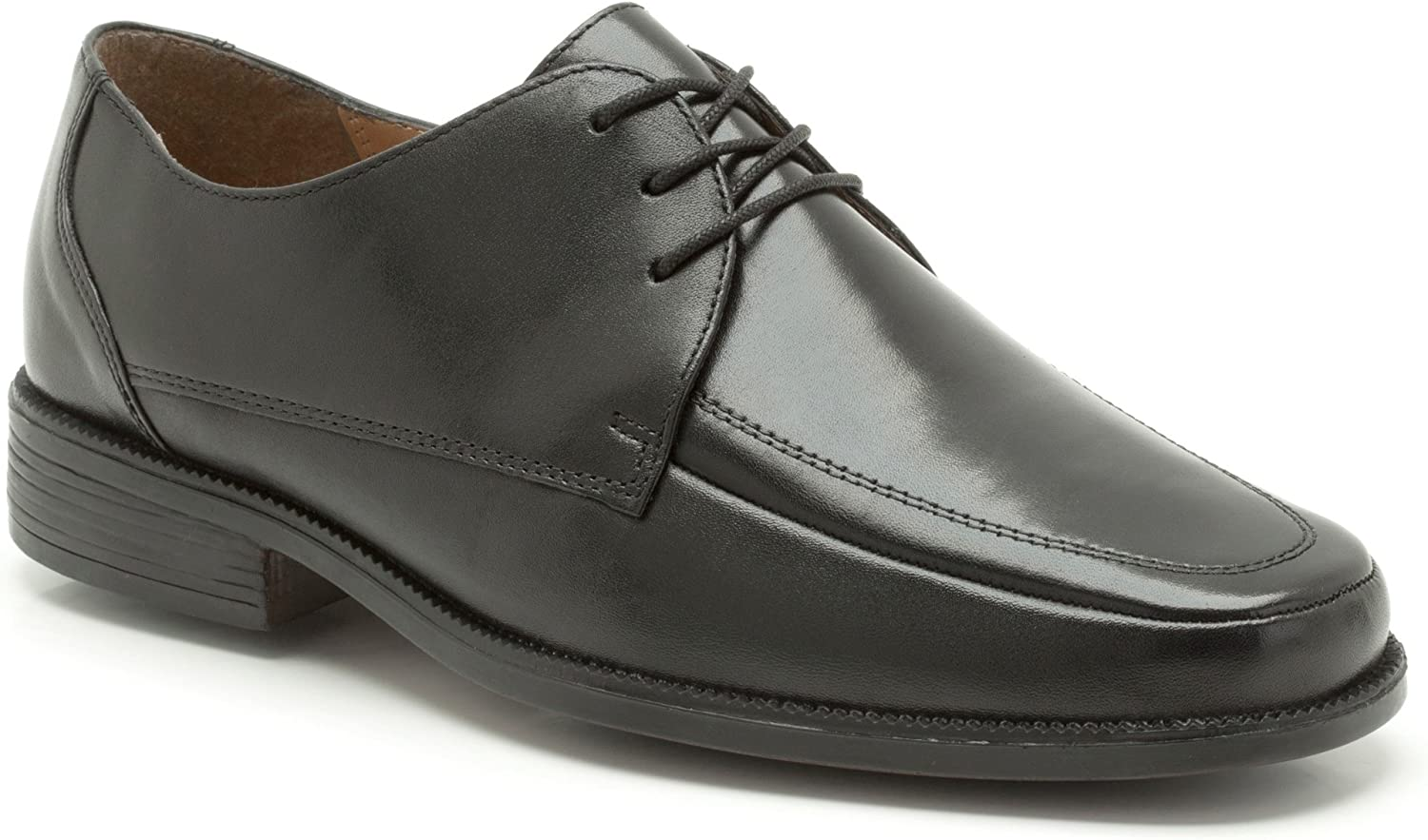 Mens Clarks Formal Extra Wide Lace Up shoes Astute Style