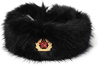 Faux Fur Headband with Stretch Women's Winter Earwarmer Earmuff