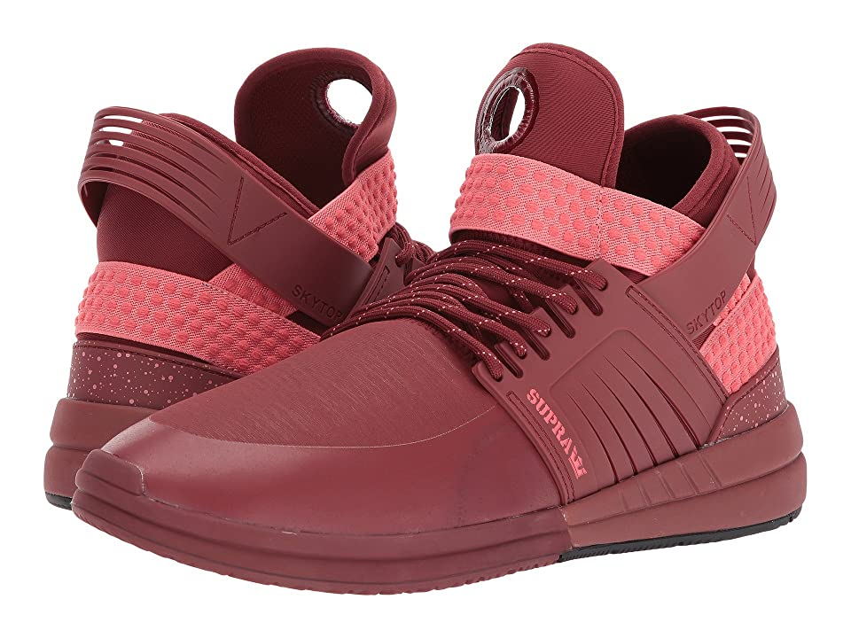 Supra Skytop V (Brick Red/Brick Red) Men