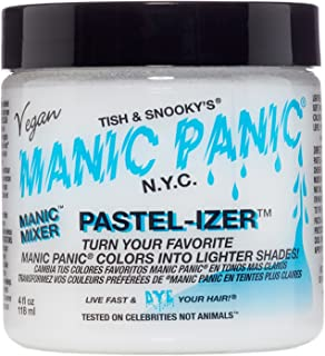 Best manic panic pastelizer on dark hair Reviews