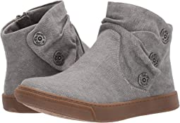 Steel Grey Gaucho Canvas 1